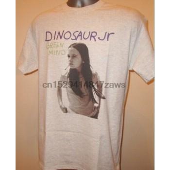 Dinosaur Jr. Smoking Girl T Shirt Green Mind Rock Music Sebadoh Lemonheads X402