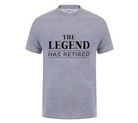 Mens Retirement Tee