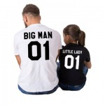 Daddy and Daughter Tee