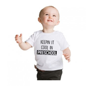 Keepin It Cool in Preschool Tee